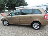 Vauxhall Zafira Design Nav CDTi Ecoflex 7 Seats