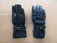 Motorcycle Gloves Size Small