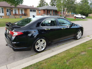 2010 Acura TSX V6/280HP Tech Pkg Sports Sedan