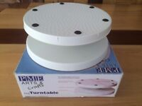 PME Icing Turntable. Excellent condition.