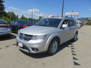 2013 Dodge Journey SXT-Balance of Factory Warranty