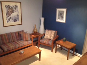 Family Furniture - All wood Antique