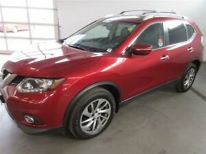 2014 Nissan Rogue SL! AWD! BACK-UP! ALLOY! HEATED! LEATHER!