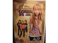 DVD Disney's Hannah Montana: True Friend Season 2 Volume 1