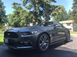 2017 Ford Mustang 20 Coupe (2 door)