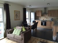 Top Floor 2 Bed 2 Bath Flat only 200 yards from Dundee University with parking