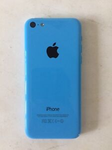 Blue iPhone 5C 8GB