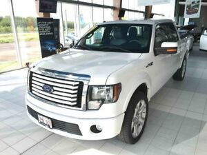 2011 Ford F-150 Lariat Limited 6.2L