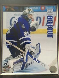 Ed Belfour Toronto Maple Leafs Picture Frame