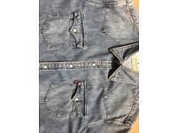 Levis shirt M slim fit