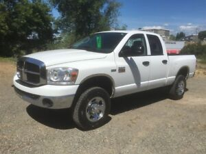2007 Dodge Ram 2500 SLT 4x4 - FULLY REFURBISHED CALL TODAY