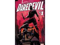 Daredevil (2015) #1 to 5