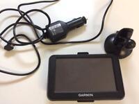 Garmin Nuvi 40 GPS Satnav UK