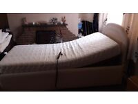 Willowbrook electric Adjustable single bed. Excellent condition