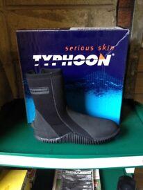 Jetski Typhoon Surfmaster Watersports Boots Jet-Ski