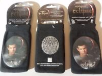 Brand new and perfect. 50 Twilight movie mobile phone covers/socks for only £4.95.