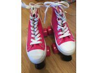 Girls Rollerskates size 13