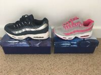 Trainers BNIB Ladies size 5 and Gents size 9
