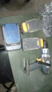 Drill Batteries / Charger