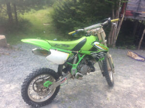 1998 kx 80 for sale