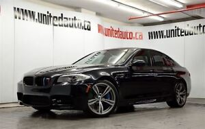 2013 BMW M5 Carbon Black / Exec. Pack / Heads-up