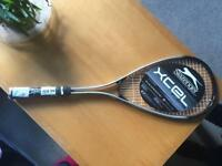 Slazenger Xcel Flame Squash Racket (new)