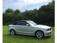 *Bargain*BMW 1 Series Se *CONVERTIBLE* May Part X*Stunning Car* BARGAIN £5750 £5750!!
