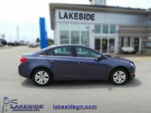 2013 Chevrolet Cruze LT  - one owner - ex-lease - non-smoker - C