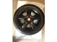 Vaxhaul vectra wheels ,