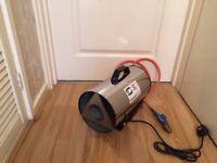 blower heater