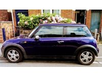 PURPLE MINI One 1.6 3dr 2004