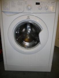 Indesit Washing Machine - 1400 RPM - A Class