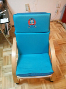 @ Thomas train and Princess wooden chair and ottoman