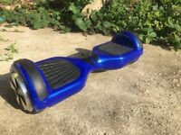 Iskute Hover Board Blue