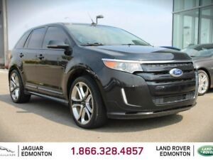 2013 Ford Edge Sport - Local Alberta Trade In | No Accident Clai