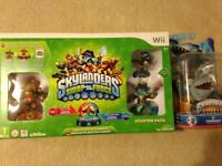 Skylanders Swap Force WII Starter Pack & Extra Figure