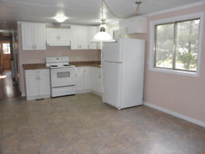 Renovated Mobile Home in Spruce Grove