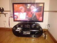 snazzy TV stand!!:)