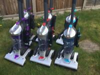 Free delivery vax pet bagless upright vacuum cleaner Hoovers pets