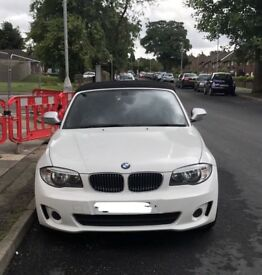 BMW 1 series convertable