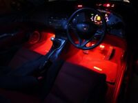 Car Footwell Lights (Supplied + Installed)