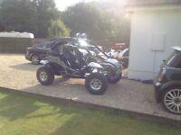 Quadzilla road legal buggy 65mph plus extras