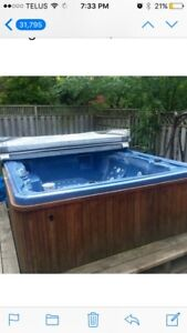 Hot Tub MOVING SALE