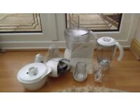 Kenwood food mixer FP480