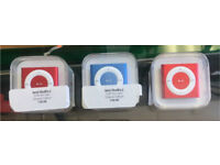 iPod Shuffle 2 Boxed 4th Gen 2GB Special Edition *MINT CONDITION*