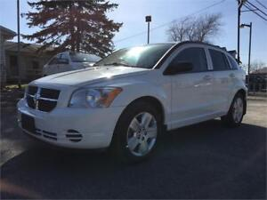 2009 Dodge Caliber SXT 70$/Sem - FINANCEMENT MAISON DISPONIBLE