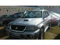 04 Mitsubishi shogen sport 2.5 diesel