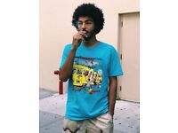 "Supreme Wilfred Limonious ""Soldout"" Punany Train Tee - Medium"
