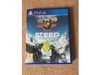 Steep, PS4 game (used)
