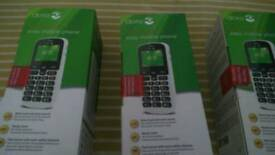 New 3 doro 508 mobile phone
